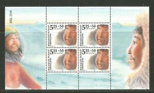 Greenland 2005 Children semipostal ss--Attractive Topical (B30a) MNH