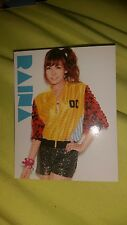 Orange caramel raina japan jp OFFICIAL  Photocard  Kpop K-pop U.s seller