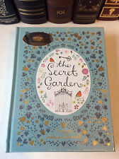 The Secret Garden by Frances Hodgson Burnett - leather-bound - ships in a box