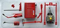 NASCAR Garage & Pit TOOL SET - Werkstatt Ausstattung - Diorama 1:24 Dioramenbau