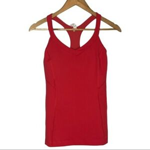 under armour all season gear racer back tank top womens size small