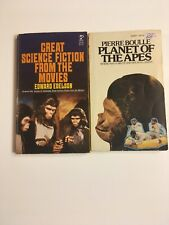 Planet Of The Apes By Boulle-Signet Pb 1St Print 1964; Great Science Fiction.