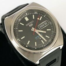 dd11c07204b7 Vintage Seiko Automático Reloj Pulsera Fecha Día 21JEWELS 6319 6000 Running  Well