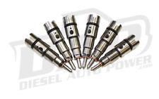 DAP 6x 150HP Injectors 7x0.010 VCO for 98.5-2002 Dodge 5.9L Cummins 24 Valve