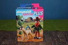 Playmobil Special Plus  5373 Cowboy    Neu / OVP MISB