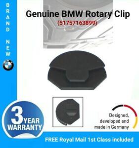 BMW Oil Drain Plug/Bulb Access Cover Rotary Clip Twist Lock 51757163899