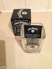 Jack Daniel's No 7 Tumbler/Rocks Glass ~ Brand New & Boxed From 2005