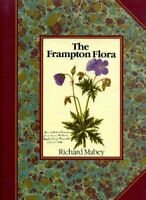 The Frampton Flora by Mabey, Richard Hardback Book The Fast Free Shipping