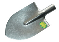Titanium Garden Round Head Shovel Spade Gardening Digging no handle