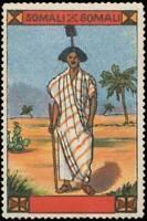 Reklamemarke Somali - 403264