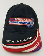 Schuck's Auto Supply 19th Annual 2006 NHRA Nationals Seattle Strapback Cap Hat