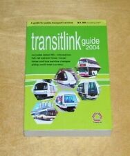 SINGAPORE TRANSITLINK GUIDE 2004 BUS TRANSIT TRAIN TIMETABLES