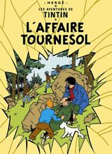 Affiche Offset Tintin L'Affaire Tournesol