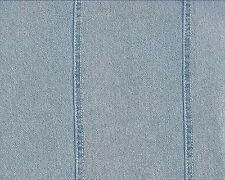 Stone Washed Denim With Seams Wallpaper CB10512