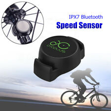 CYCPLUS IPX7 ANT + Wireless Bluetooth Bike Speed Cadence Sensor Cycling Bicycle