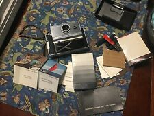 Polaroid Automatic 100 Land Camera with Accessories