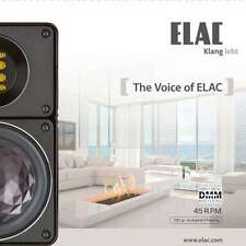 InAkustik / The voice of Elac / 45 rpm Doppelalbum