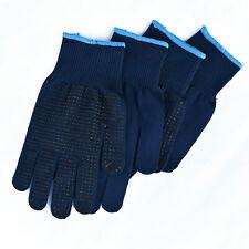 Feinstrick Arbeitshandschuhe Schutzhandschuhe mit Noppen EN 420 KAT II, 2 Paar