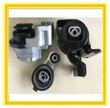 3 Motor Mounts For 2011-2014 Ford Edge 3.5L 3.7 V6 FWD Auto Engine & Trans 12 13