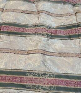 3pc Set Awrsome Croscill Dover Manor Dunhill Full Queen Comforter & Pillow Shams
