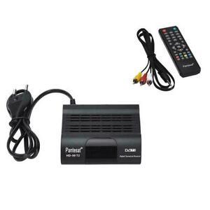 Digital TV Tuner Receptors Full Hd Dvbt2 Set Top Box Fta Hevc Hot Wifi Z5R6