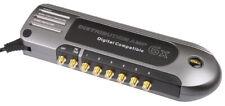 Slx Oro 6 Manera Tipo F TV Antena Tdt Digital Cielo DAB Amplificador