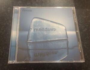 ICEHOUSE - Meltdown - RARE AUSTRALIAN CD