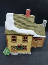 Dept 56 New England Village Livery Stable & Boot Shop #6530-7 -No Light