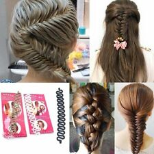 UK French Hair Braiding Tool Roller With Hook Buy 4 get 1 FREE