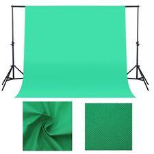 1.6x2 3M Green Screen Fabric Photography Background Studio Chroma key  Backdrops