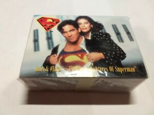 Lois And Clark The New Adventures Of Superman 90 Card FACTORY SEALED FREE SHIP