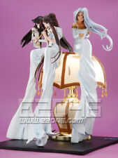 Belldandy, Urd and Skuld (Resin Cast) (Pre-painted) figure!