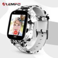 LEMFO Kids Smart Watch Kids Watches 4G SIM Card GPS WIFI Camera Voice Chat