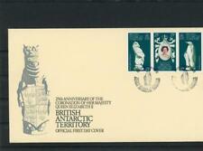 British Antarctic Terr BAT 1978 Scott# 71a-c FDC
