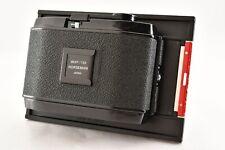【N MINT】 Horseman 8 EXP 120 6x9 Roll Film Back Holder 4x5 Camera From Japan 622Y