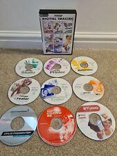 Zennox Digital Imaging PC CD ROM 9 Discs Panorama, Fotodrucker, Foto Studio