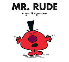 Mr. Rude by Roger Hargreaves 2003 Paperback