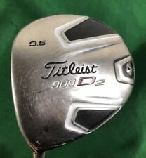 Titleist 909 D2 9.5 Pro Launch Blue Graafalloy Driver Left Handed
