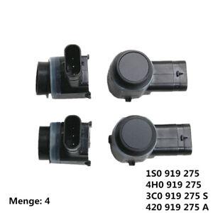 Fit Für AUDI A4 B8.5 A6 C7 VW Polo Touran PDC Einparkhilfen Sensor Parksensor ×4
