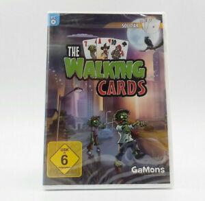 PC - GaMons The Walking Cards   Solitär   Spiel   Neu & OVP