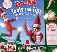 Elf On The Shelf Scout Elves At Play Tools Tip Idea Book Accessories New Version
