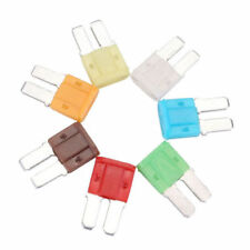 NEW MIXED PACK OF 7 X  MICRO  2 BLADE FUSES