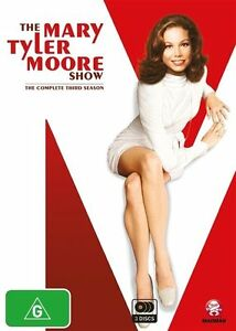 The Mary Tyler Moore Show : Season 3 (DVD, 2015, 3-Disc Set)--FREE POSTAGE