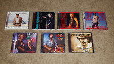 Bruce Springsteen - Vol 2. - 7 Expanded CDs 10 discs total - Tunnel/Joad/Plugged