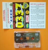 MC Musicassetta Compilation 0337 gene gnocchi marco masini elio venditti no cd