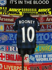 5/5 Manchester United boys 6/7 years 116-122cm MINT football shirt jersey trikot