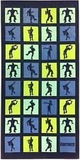 "Fortnite Boogie Dance Moves Beach Towel 28"" x 58"""