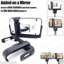 Mirror Mount For 1/4 inches Universal Screw for Selfie Stick Monopod Clip Holder