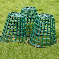 Golf Ball Basket Golfball Container w/Handle Ball Holder Stadium Accessories NEW
