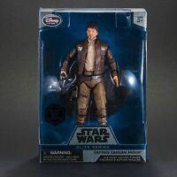 "CAPTAIN CASSIAN ANDOR - 6"" ELITE SERIES Disney Star Wars Rogue One Action Figure"
